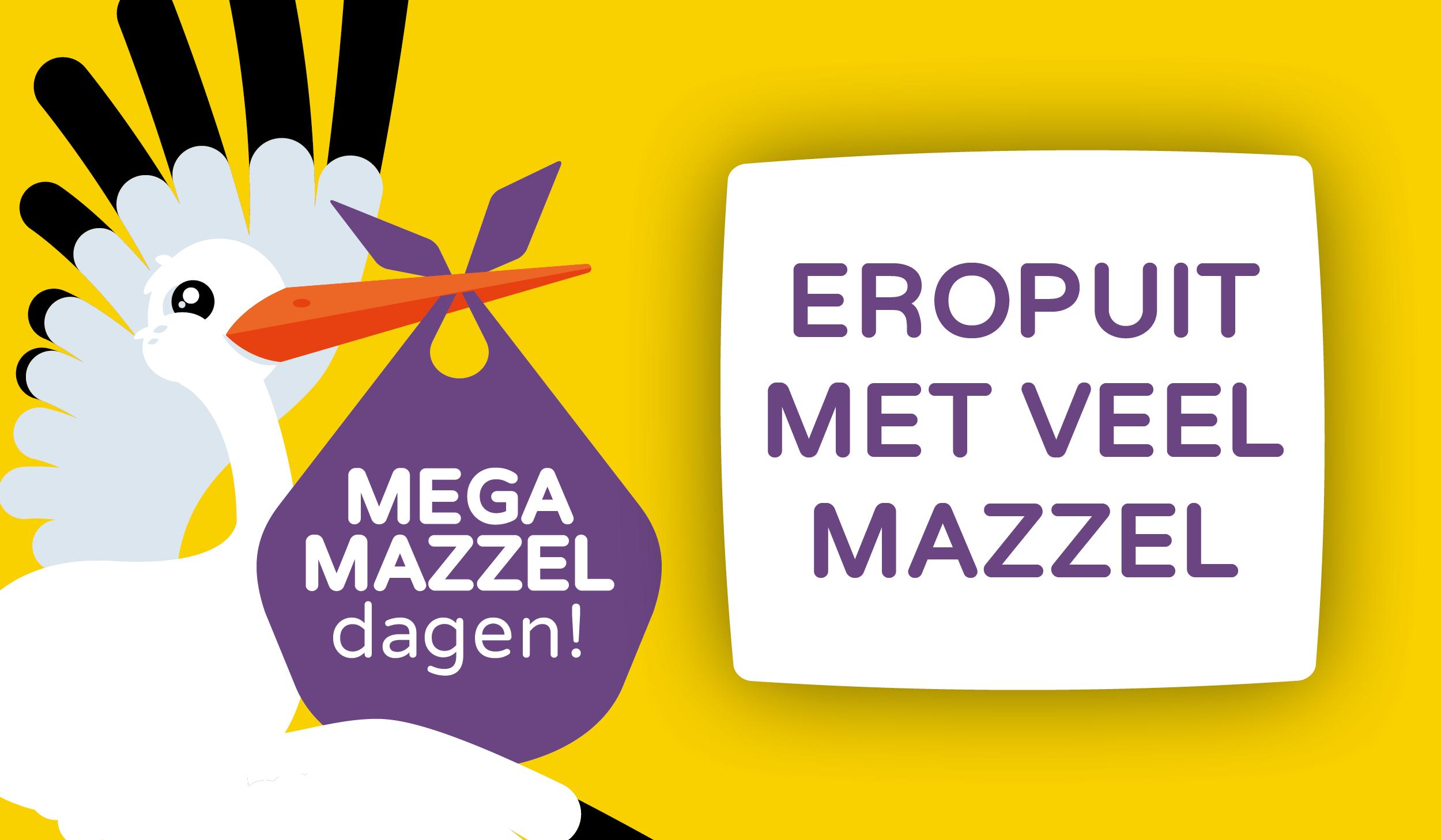 Shop Mega Mazzeldagen